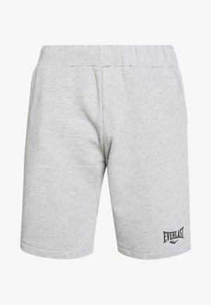 LOUIS - Sportovní kraťasy - heather grey