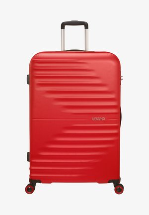 WAVETWISTER - Wheeled suitcase - vivid red