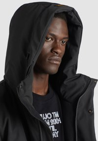 khujo - Winter coat - schwarz - 4
