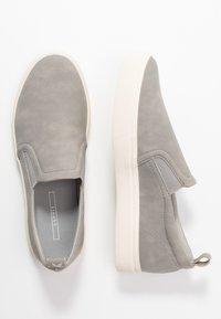 Esprit - SEMMY - Nazouvací boty - light grey - 3