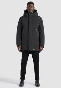 khujo - Winter coat - schwarz - 1