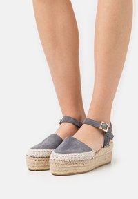 Macarena - JAVA  - Sandály na platformě - marengo - 0
