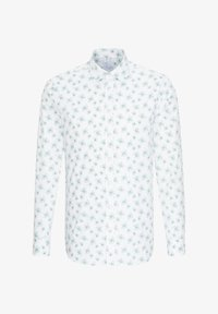 Seidensticker - SHAPED FIT - Shirt - grün - 0
