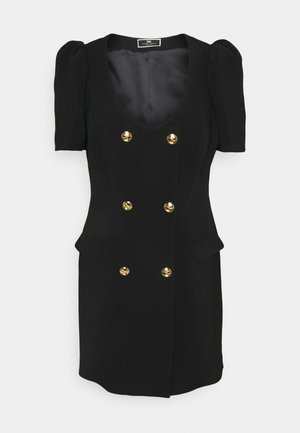 Shift dress - nero