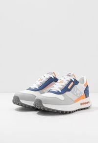 Napapijri - Trainers - grey/avio/orange - 2