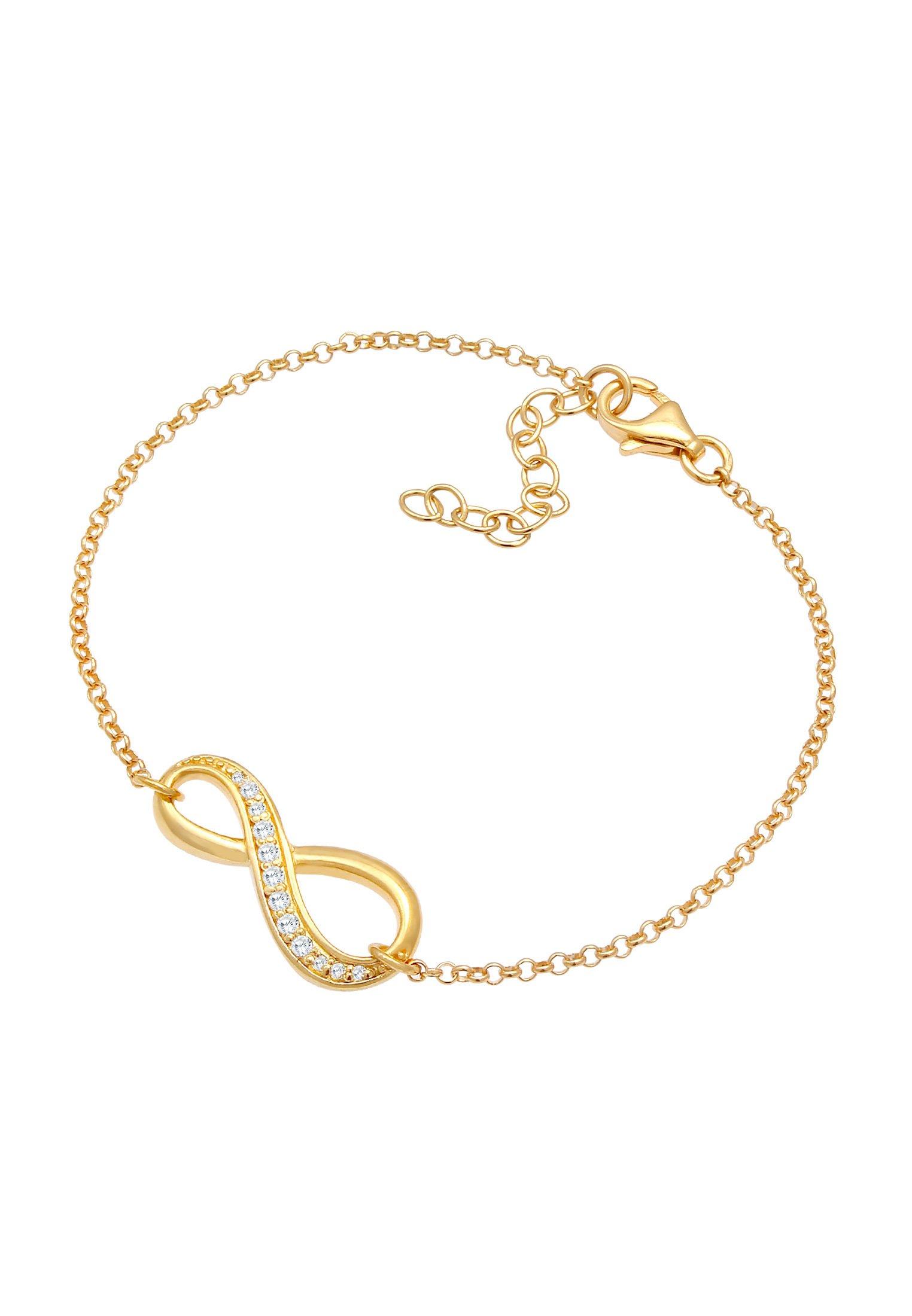 Elli Infinity Symbol - Armband Gold