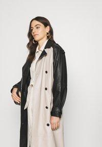 Marella - BRONTE - Shirt dress - bianco lana - 4