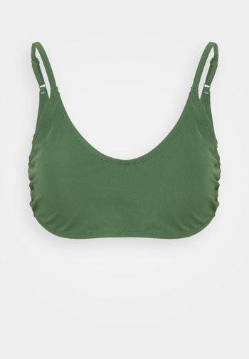 BILBAO - Bikini top - green