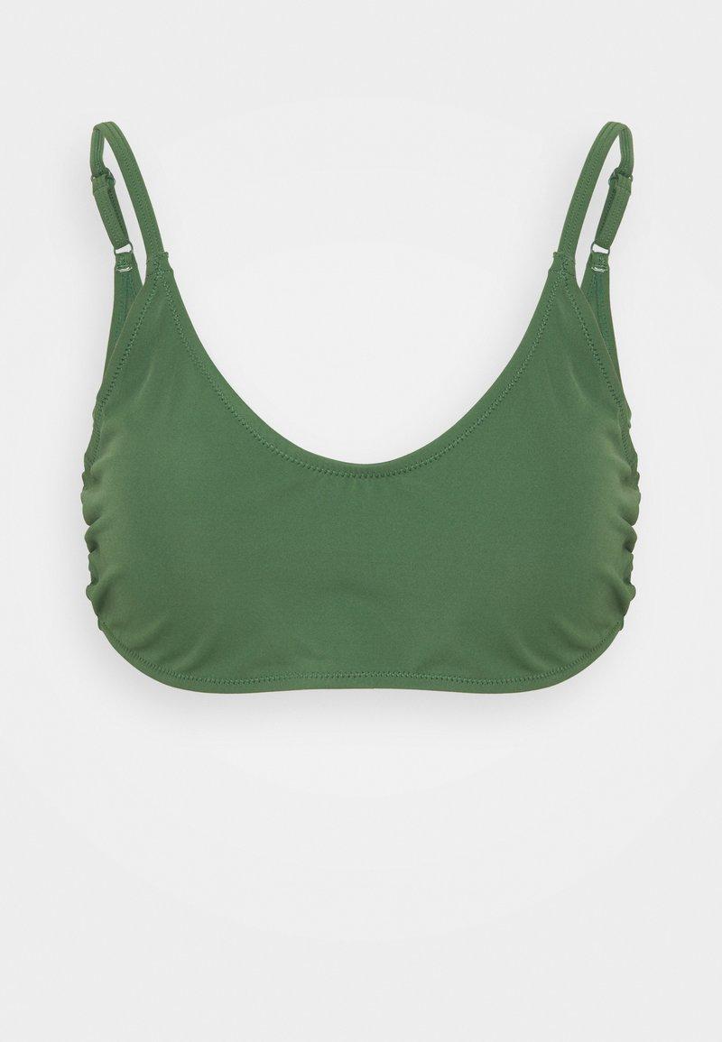 DORINA - BILBAO - Bikini top - green