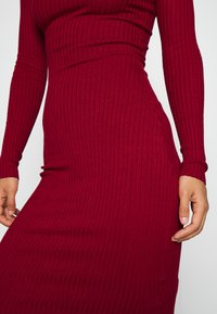 Even&Odd - JUMPER DRESS - Shift dress - red - 5