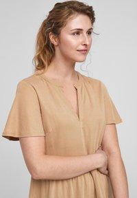 s.Oliver - Day dress - beige - 4