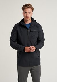 Hummel - Soft shell jacket - black - 0