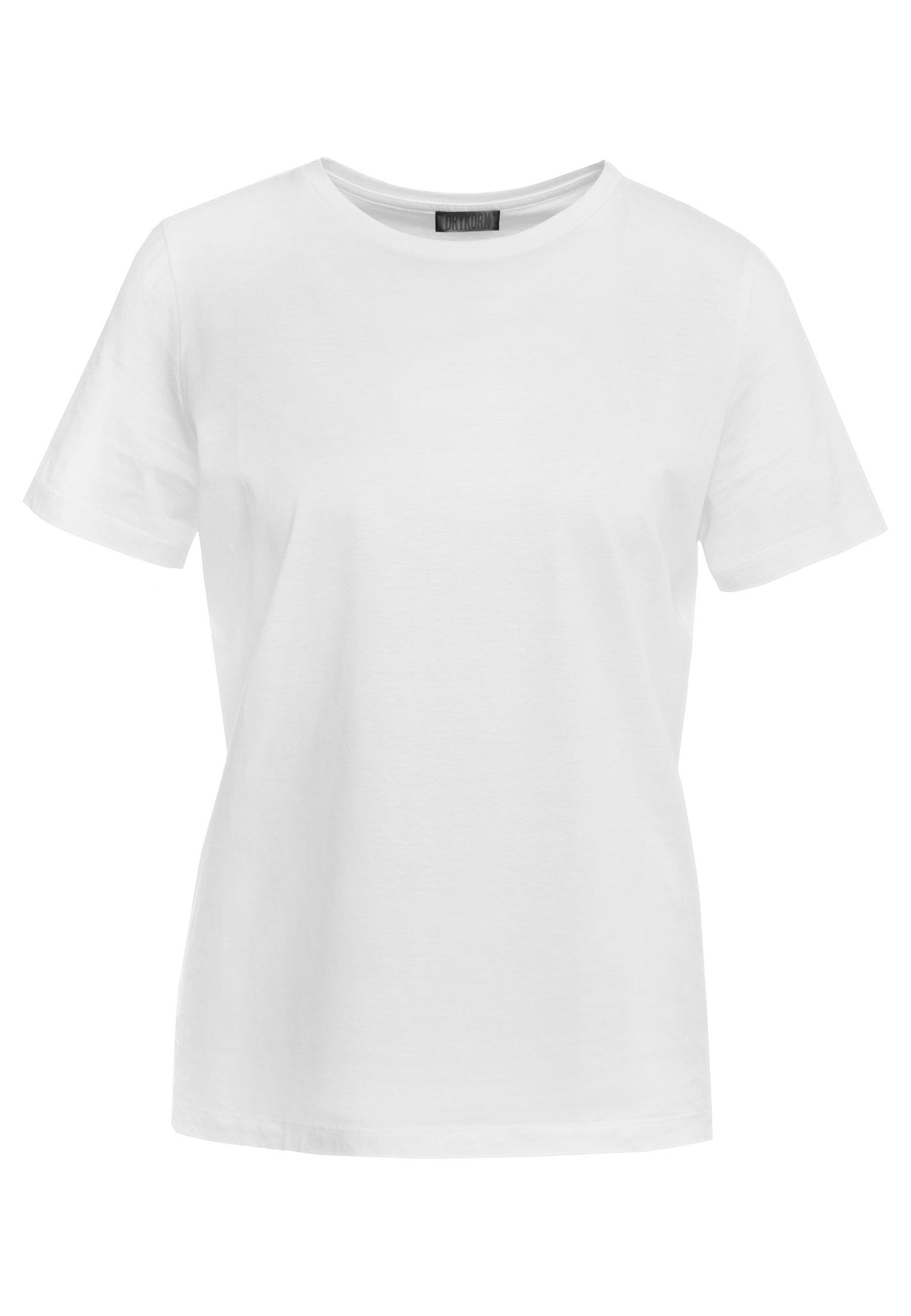 Drykorn Anisia - T-shirts White/hvit
