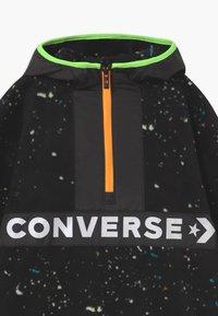 Converse - ARCTIC ZIP - Fleece jumper - black - 2
