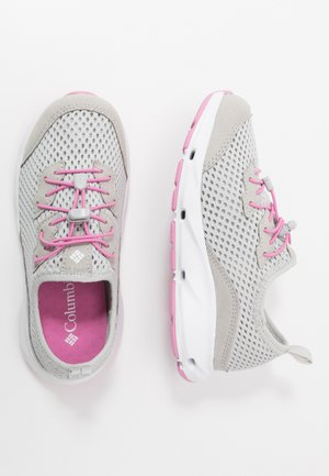 YOUTH COLUMBIA VENT - Neutral running shoes - grey ice/orchid