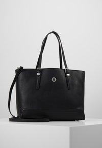 Tommy Hilfiger - HONEY MED TOTE - Handbag - black - 0