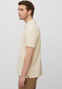 Marc O'Polo - Polo shirt - linen white - 3