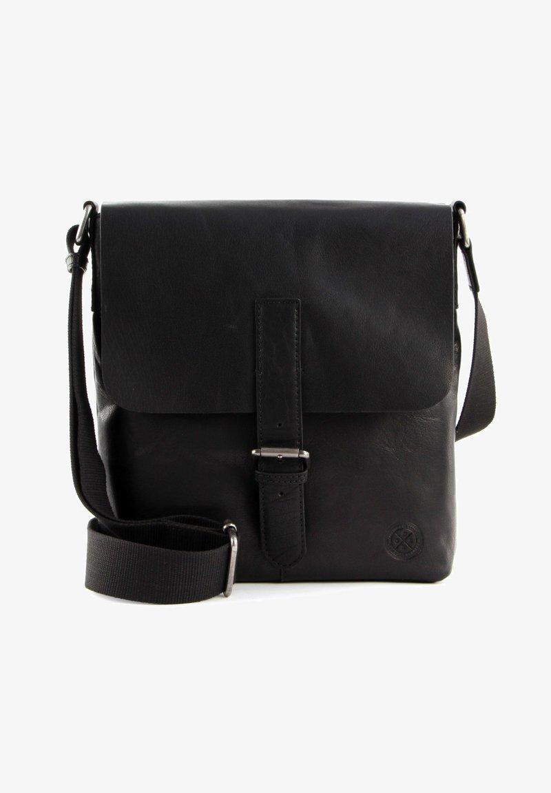 Saddler - VERDAL - Across body bag - black