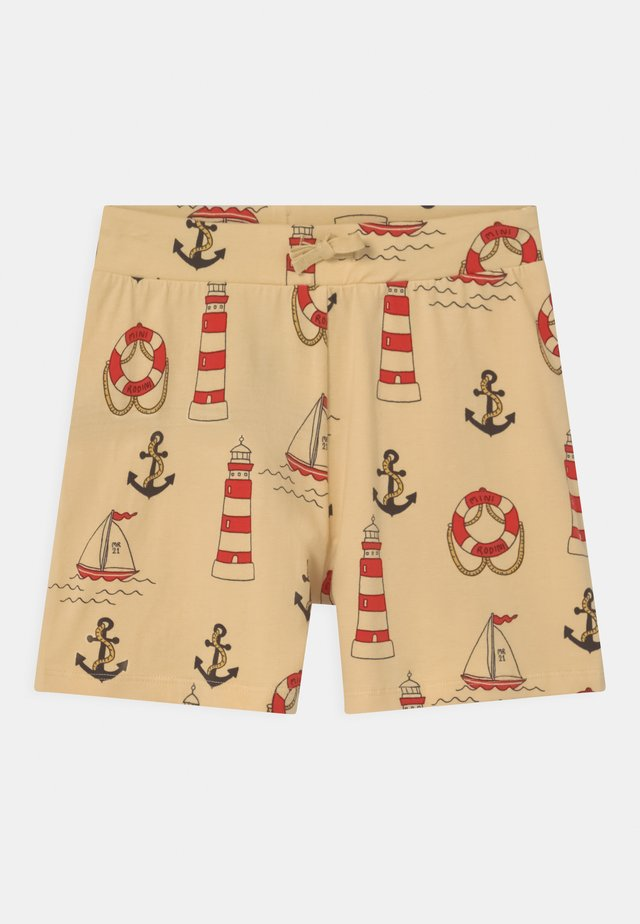 LIGHTHOUSE UNISEX - Shorts - yellow