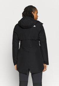 The North Face - HIKESTELLER INSULATED - Abrigo de invierno - tnf black - 2