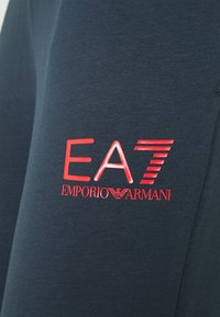 EA7 Emporio Armani - TROUSER - Tracksuit bottoms - blue nights - 2