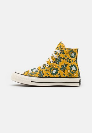 CHUCK 70 UNISEX - High-top trainers - gold dart/egret/fire
