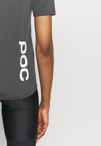 POC - REFORM ENDURO LIGHT TEE - T-Shirt print - sylvanite grey - 5