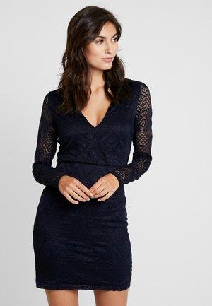Koktejlové šaty/ šaty na párty -  sky captain