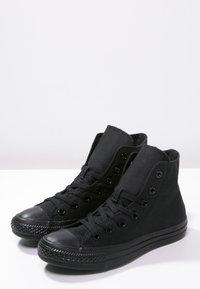 Converse - CHUCK TAYLOR ALL STAR HI - Sneaker high - noir - 2