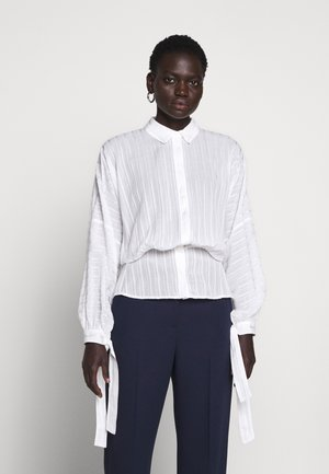 DONATORE - Button-down blouse - ivory