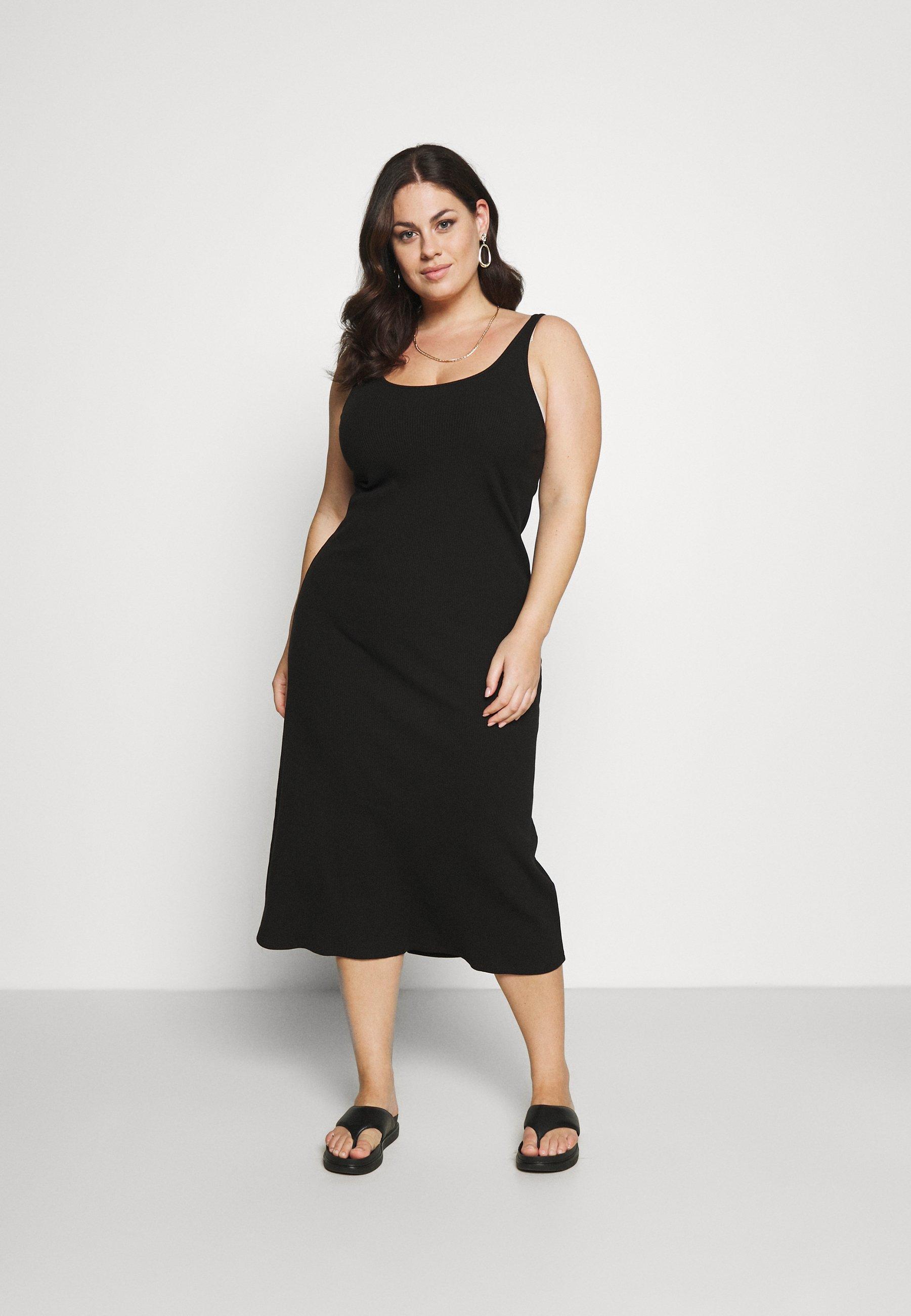 Women SLFNANNA STRAP DRESS - Jersey dress