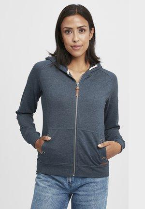 MANDY - Zip-up sweatshirt - ins bl mel