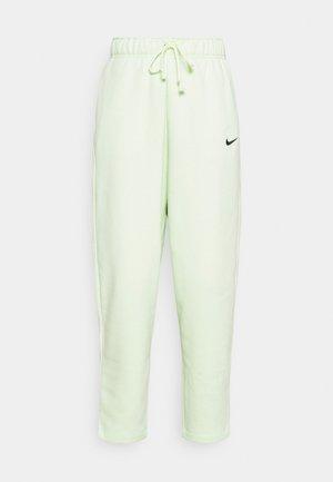 Pantalon de survêtement - lime ice/black