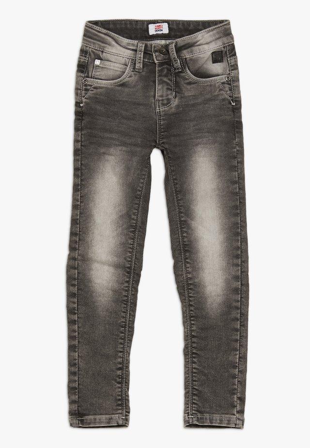 FRANC - Vaqueros slim fit - denim grey