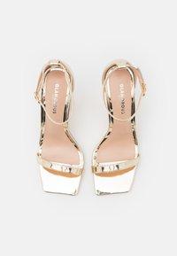 Glamorous Wide Fit - Sandalias - gold - 5