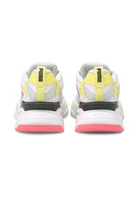 Puma - RS-FAST POP WN'S - Sneakers laag - puma white-ignite pink-soft fluo yellow - 3