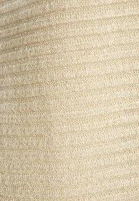 Springfield - CARDI DORADO - Cardigan - beige/camel - 2