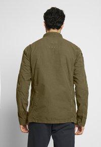 Schott - ADAMS - Summer jacket - khaki - 2
