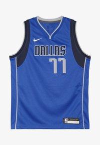 Nike Performance - NBA DONCIC LUKA DALLAS MAVERICKS BOYS ICON SWINGMAN  - Top - game royal - 2