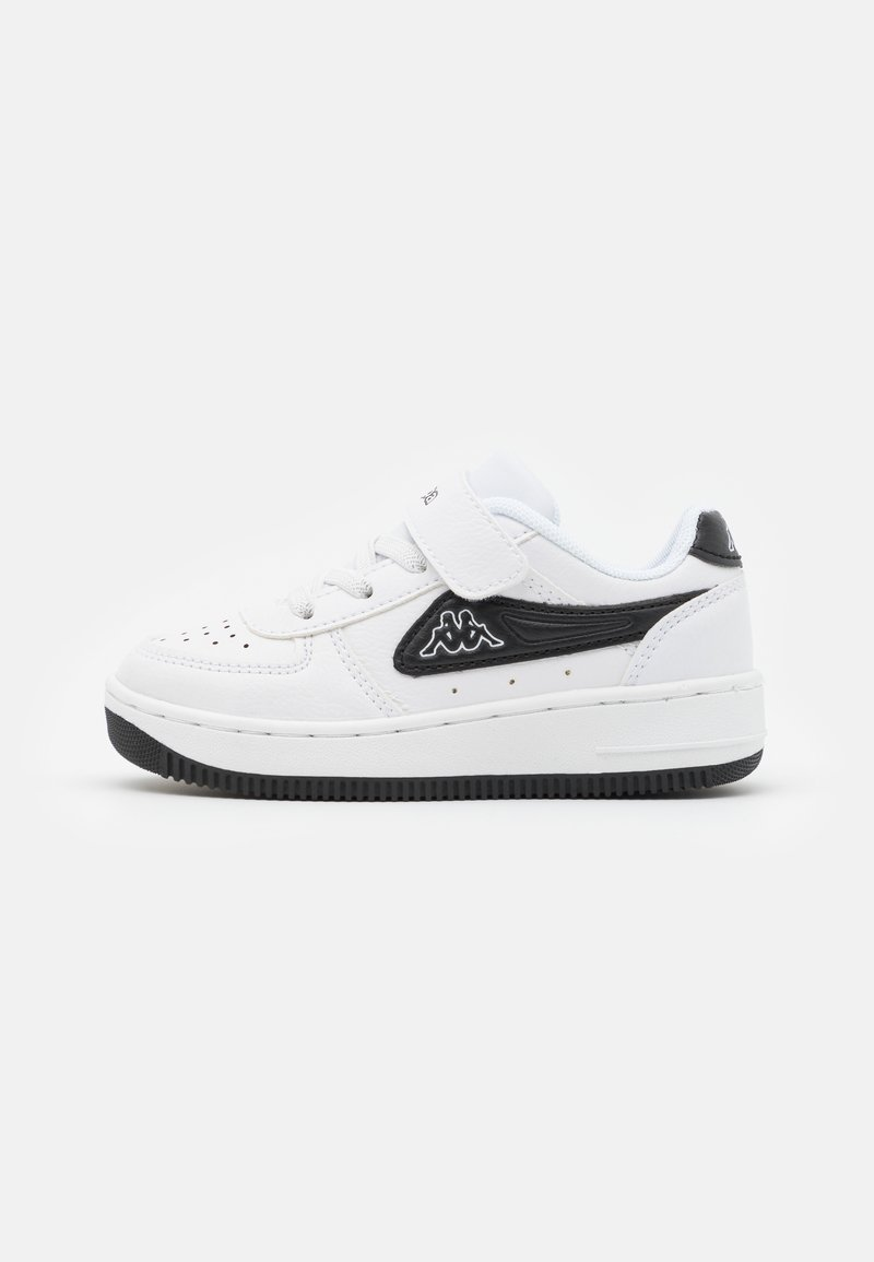 Kappa - UNISEX - Sports shoes - white/black
