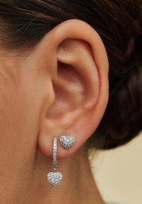 Parte di Me - Boucles d'oreilles - silver-coloured - 0