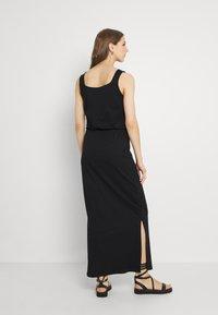 Vero Moda - VMADAREBECCA ANKLE DRESS - Maxi dress - black - 2