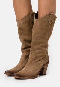 Felmini - STONES - High heeled boots - marvin stone - 0