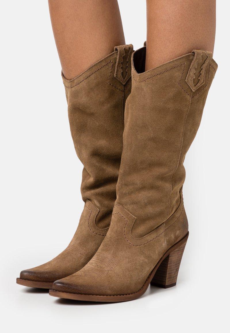 Felmini - STONES - High heeled boots - marvin stone