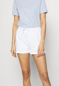 NA-KD - Shorts - white - 0