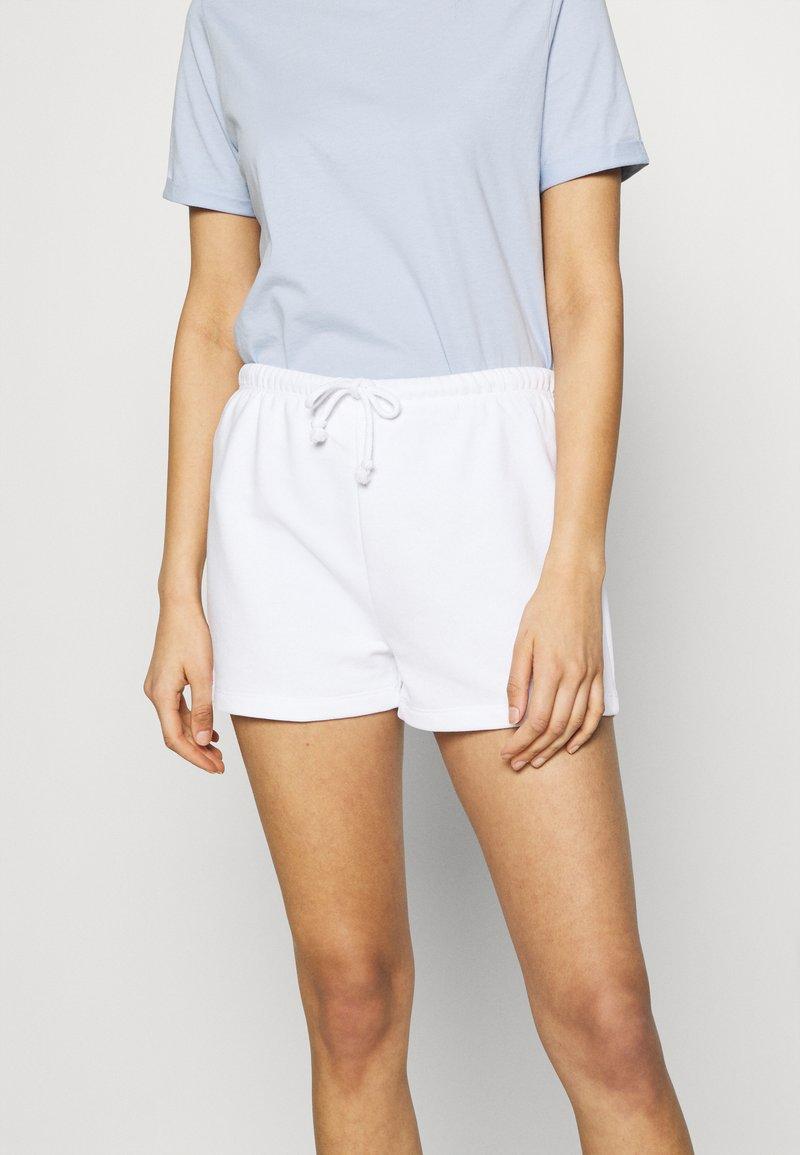 NA-KD - Shorts - white