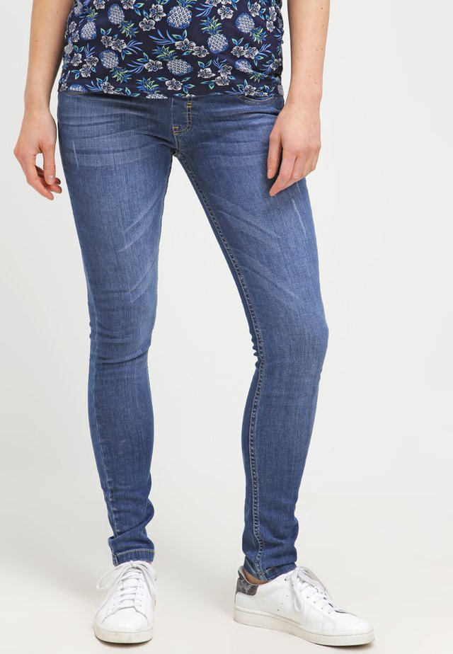 MAYA - Jeans Slim Fit - denim