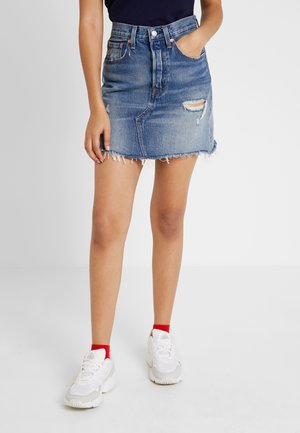 DECON ICONIC SKIRT - Jupe trapèze - high plains