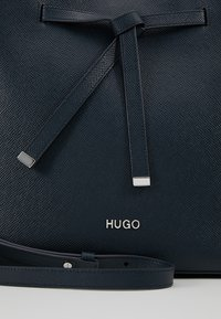 HUGO - VICTORIA DRAWSTRING - Handbag - night blue - 7