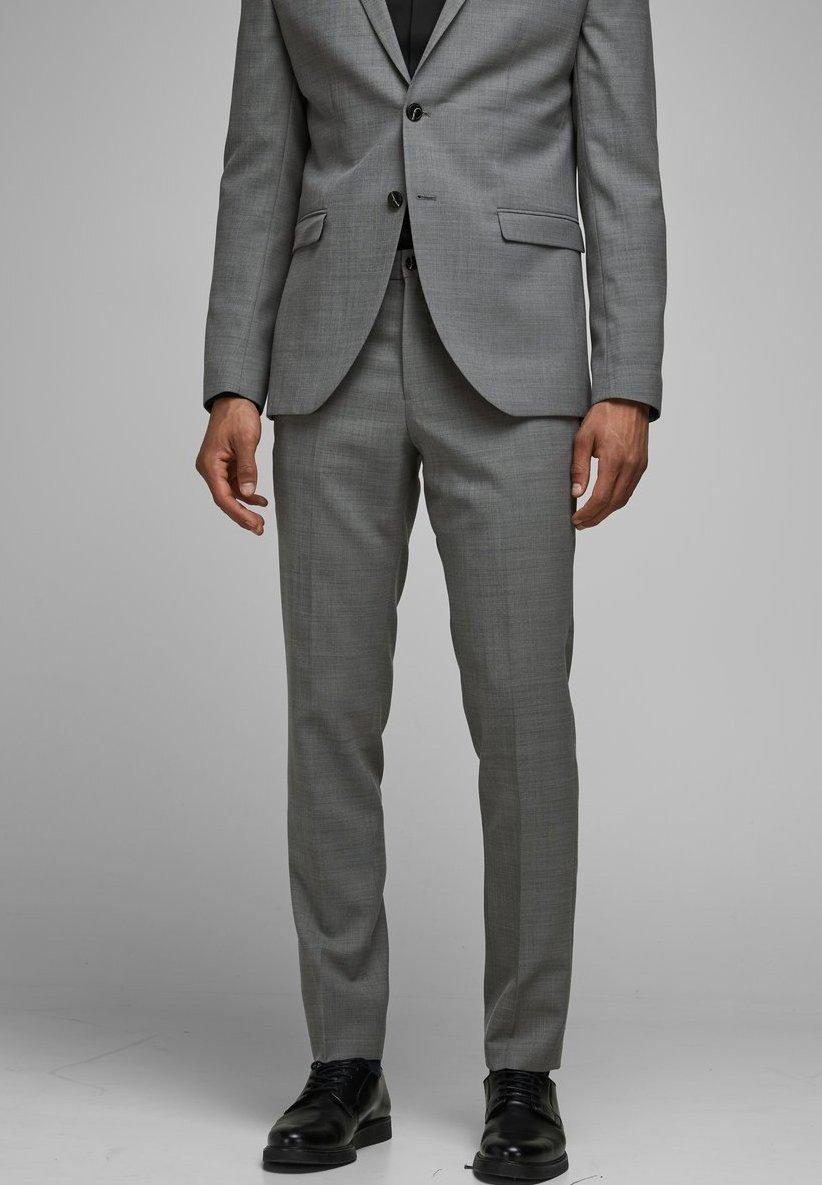 Grå Kostymbyxor | Herr | Köp dina kostymbyxor online på
